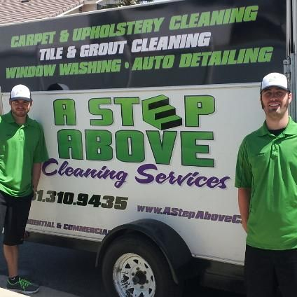 A Step Above Cleaning Services