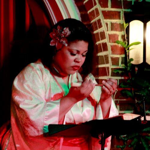As Butterfly at Summer Garden Opera in VA