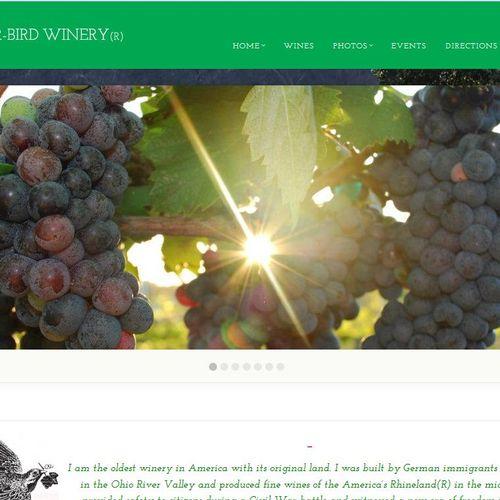 Bakerbird Winery www.bakerbirdwinery.com