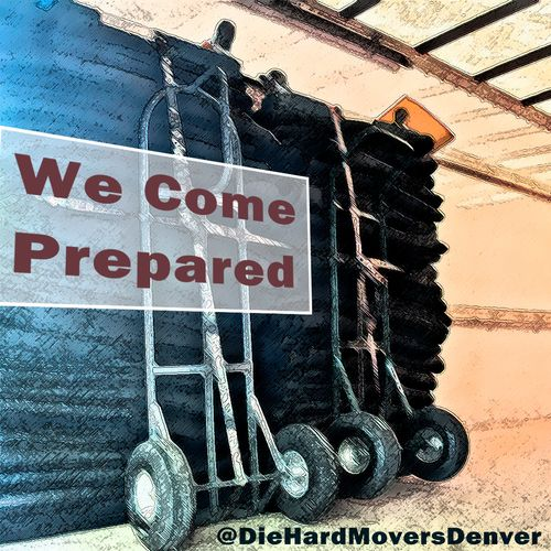 Movers prepared to take care of your furniture so no issues arise. Our professional movers will dissemble and protect your items correctly for the moving process.