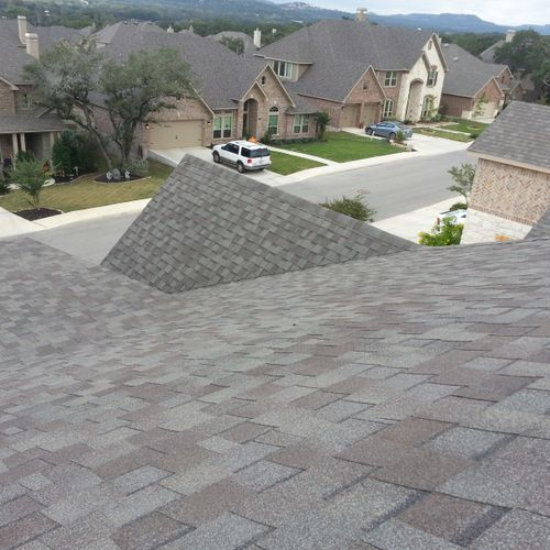 Roofing Material and Roof Structures