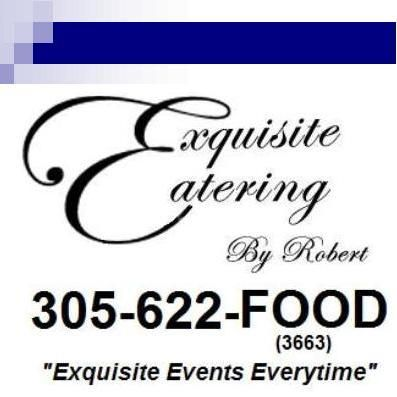Avatar for Exquisite Catering by Robert Miami, FL Thumbtack