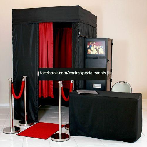 Elegant, High quality Photo Booth