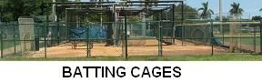 The Batting Cages a great way to learn how to hit and have fun doing it.