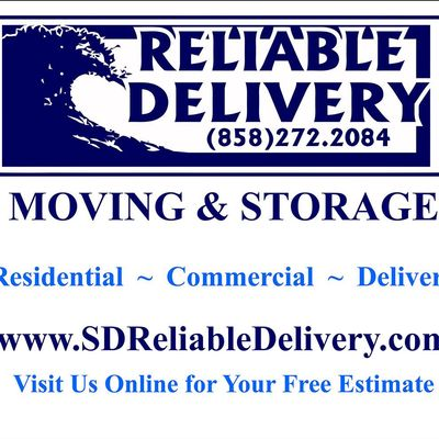 Avatar for Reliable Delivery LLC San Diego, CA Thumbtack