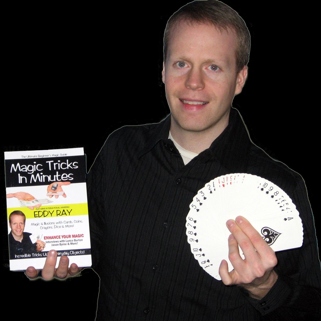 PA's Busiest Magician Eddy Ray