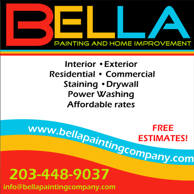 Avatar for Bella Painting LLC Danbury, CT Thumbtack