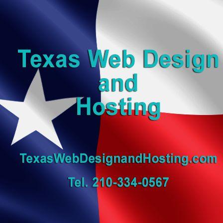 Texas Web Design & Hosting - San Antonio Web De...