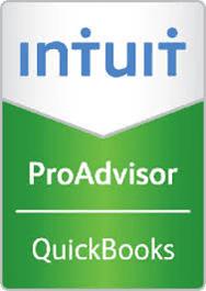 We are an Intuit Quickbooks ProAdvisor.