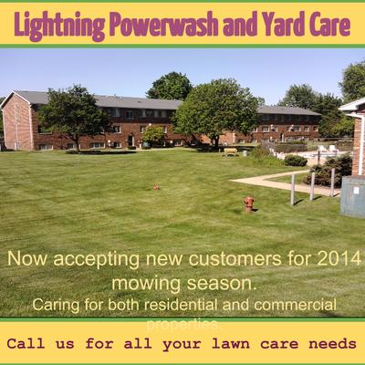 Avatar for Lightning Powerwash & Yard Care
