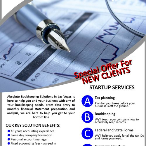 A short snap shot of my business and services.