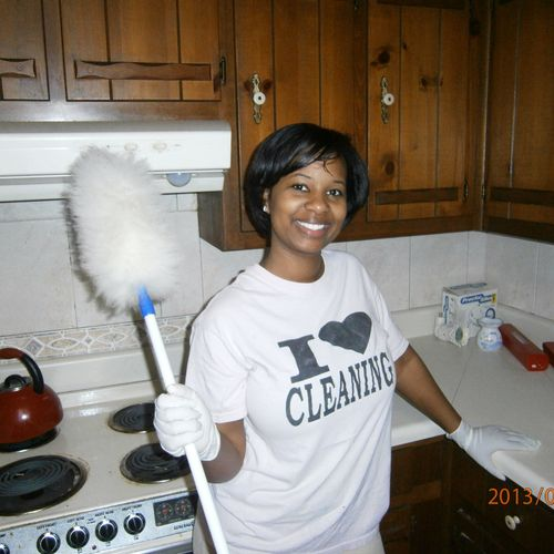 We clean with a smile!