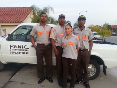 Avatar for Panic Pest Control San Bernardino, CA Thumbtack