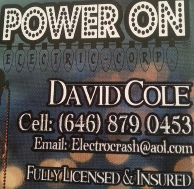 Avatar for Power on Electric Corp. Jamaica, NY Thumbtack