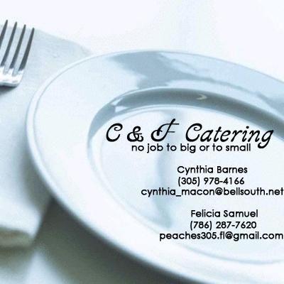 C & F Catering
