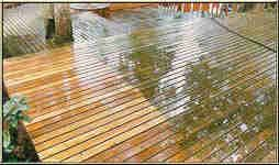 Wood Decks & Fences Restored