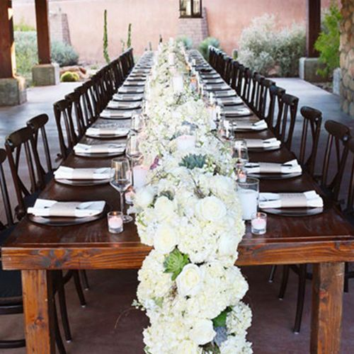 Outside/ Backyard Weddings and Events