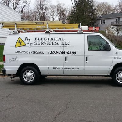 Avatar for NJF Electrical Services LLC Branford, CT Thumbtack
