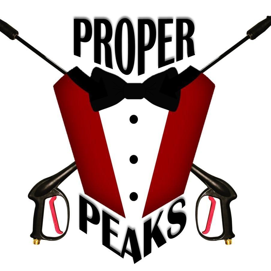 Proper Peaks Powerwash & Mobile Detailing