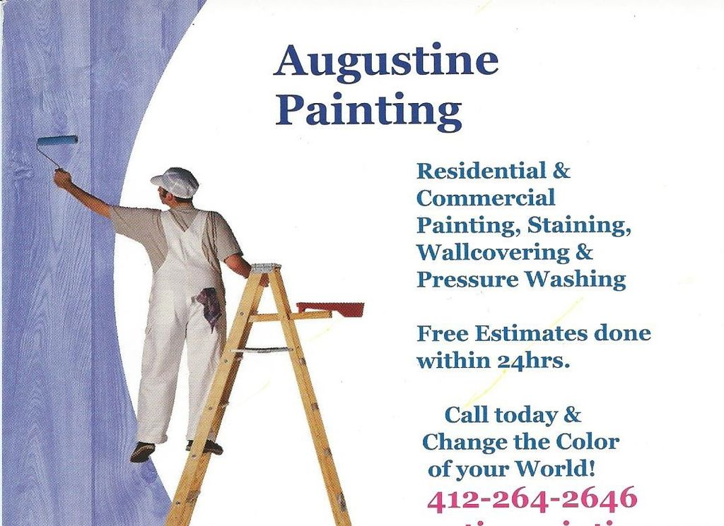 Augustine Painting