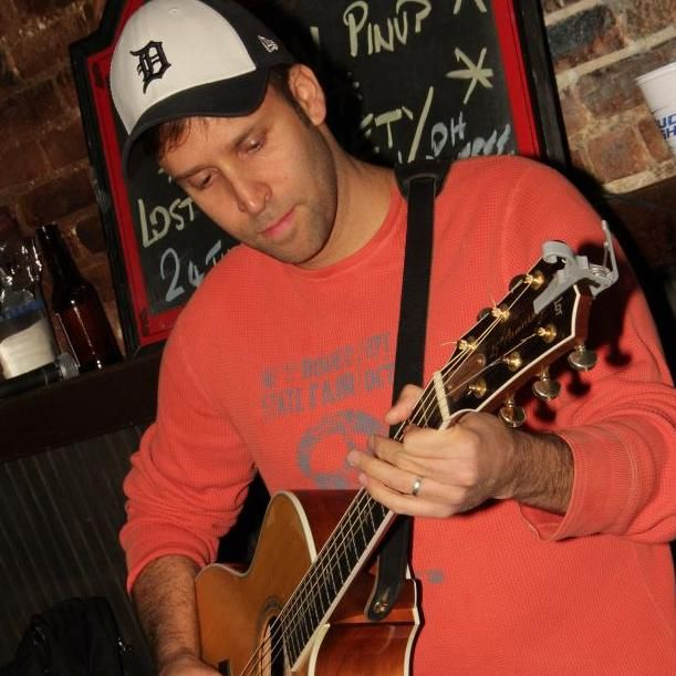 Guitar with Dan