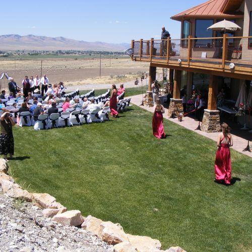 Wedding IN salt lake City, UT