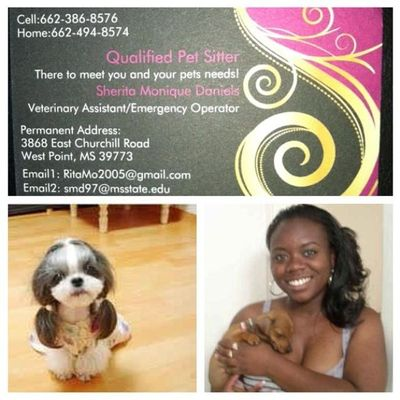 Avatar for Rita's Paws and Claws Pet Services West Point, MS Thumbtack