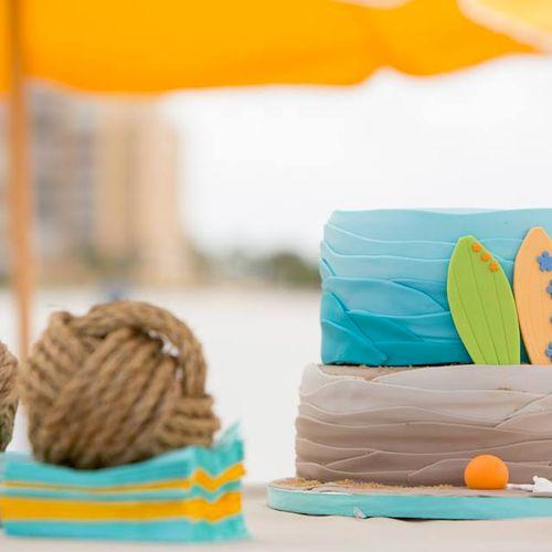 Paddle Board Birthday Bash