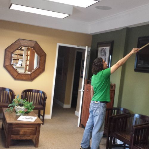 Smart Cleaning Janitorial Dental office cleaning service .