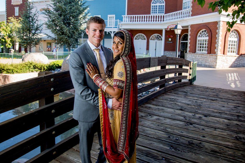 Monika and Tim's Wedding