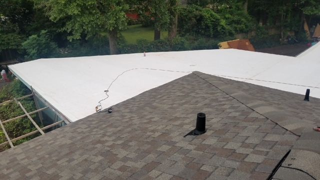 Re-Roof Project Completed
