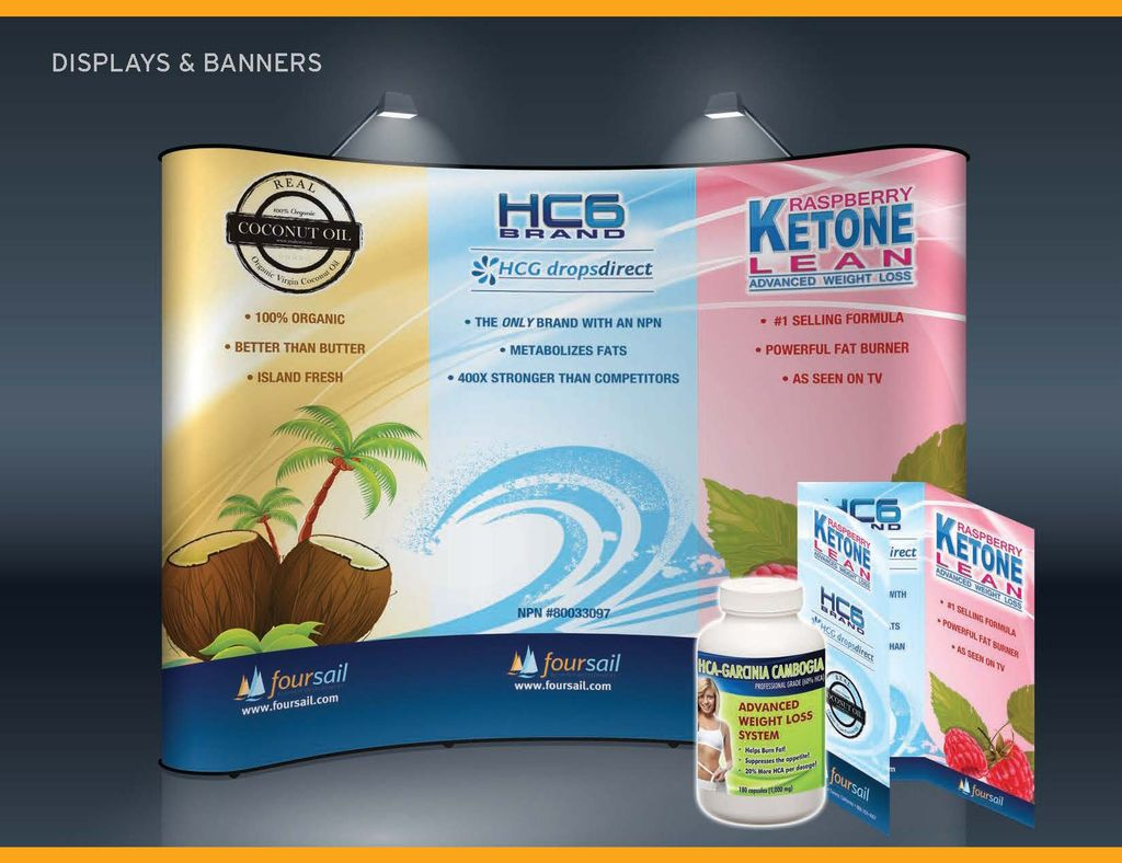 Tradeshow Booths & Banners & More