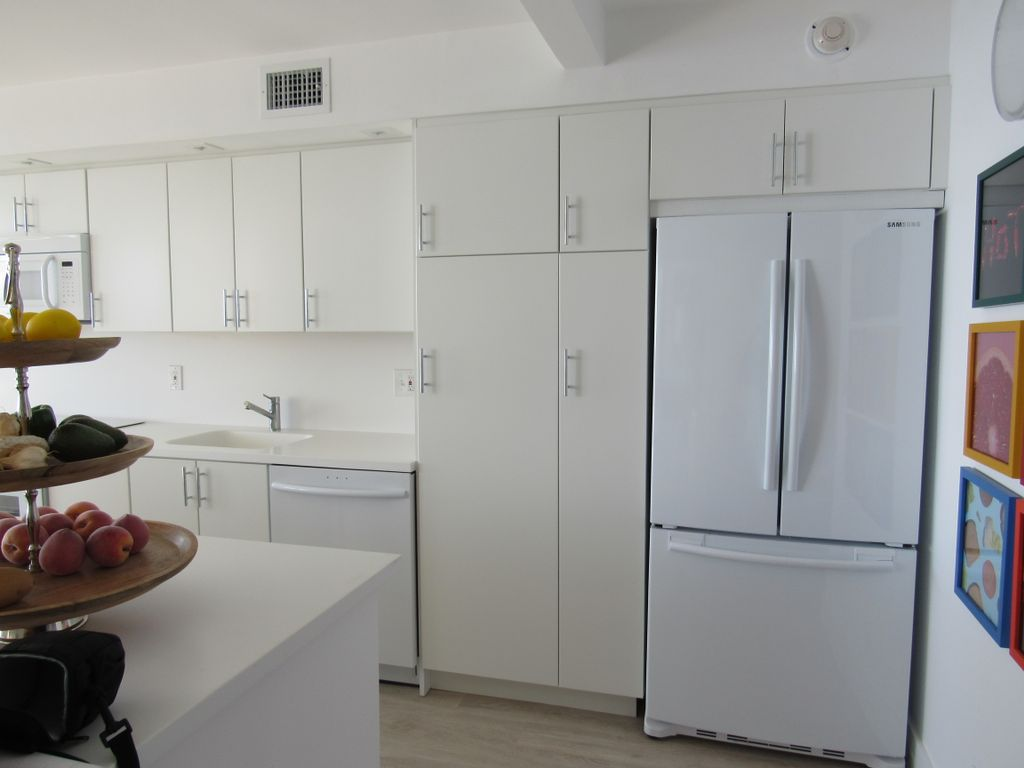 Complete condo remodeling
