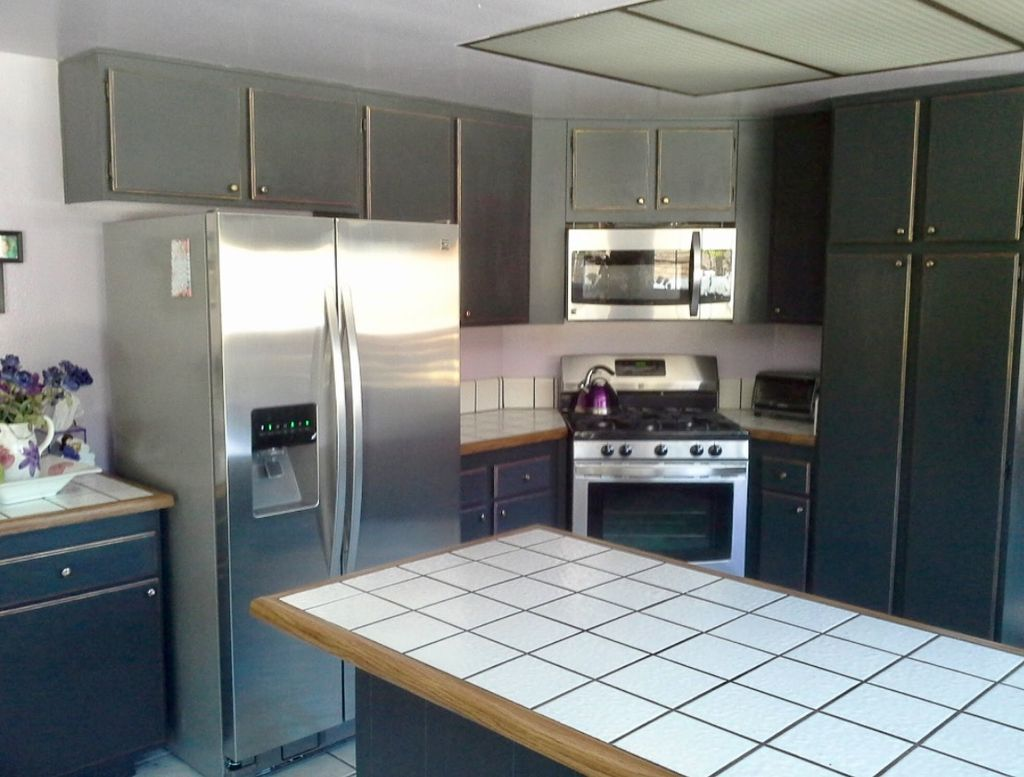 Fixing and painting Kitchen Cabinetry