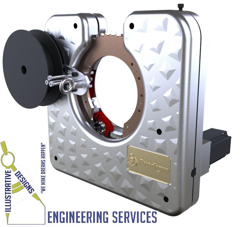 Design Robotic Material Handler