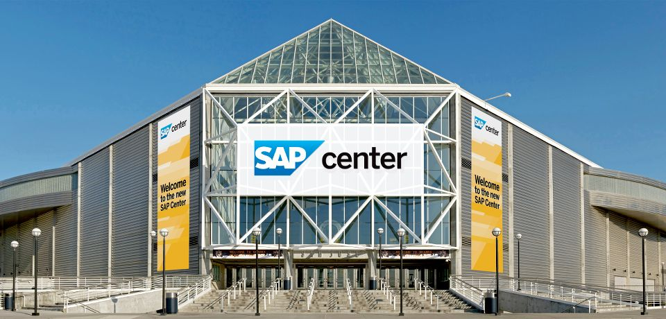 SAP Center stadium