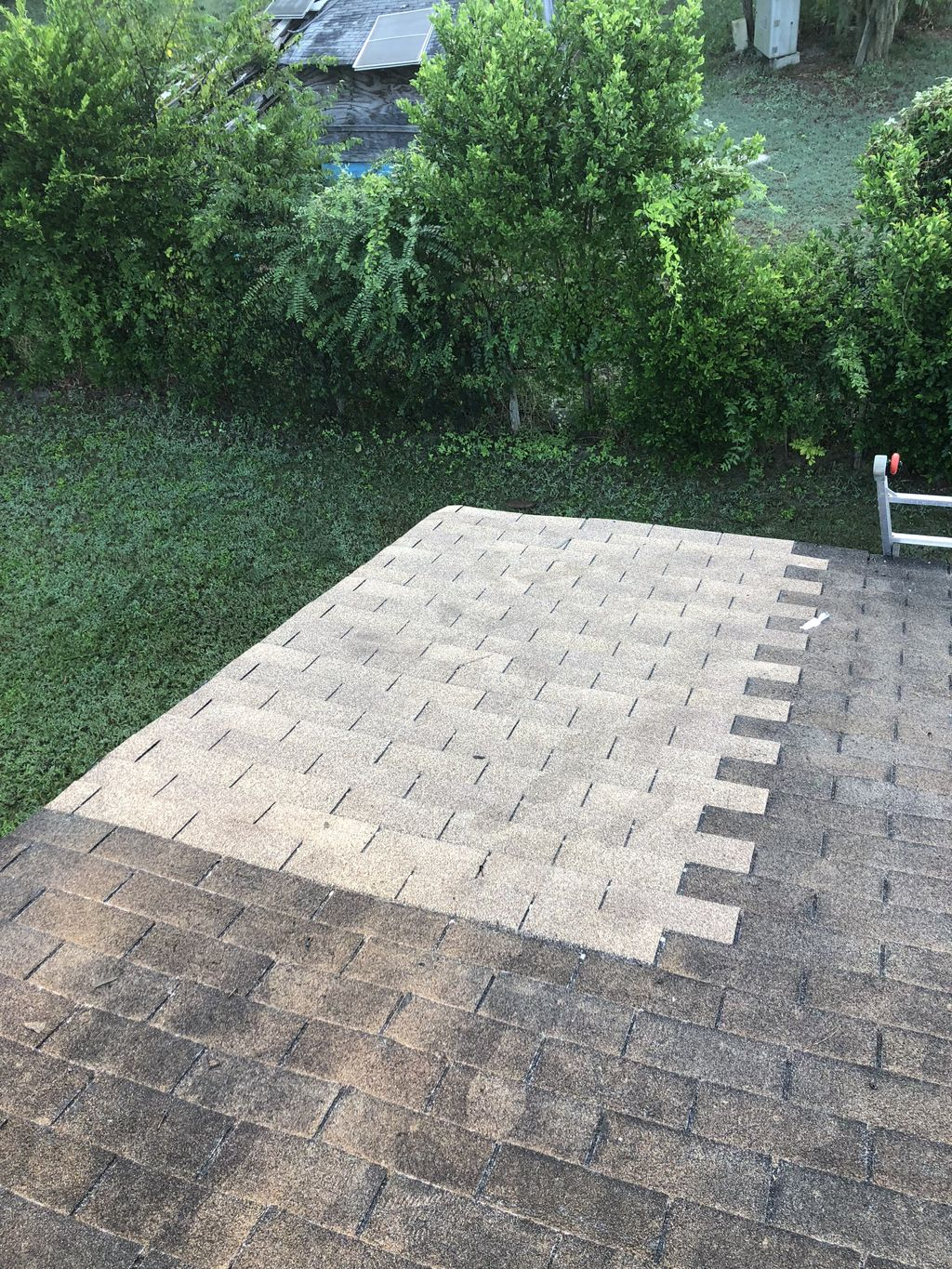 Wood and shingle replacement