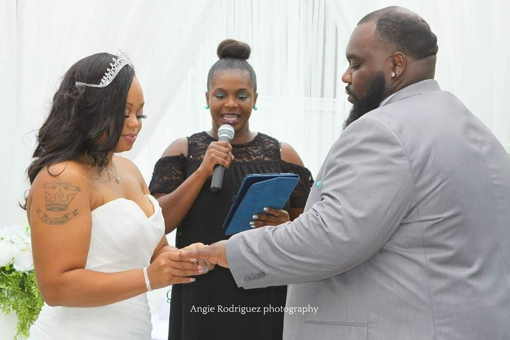 Officiant service