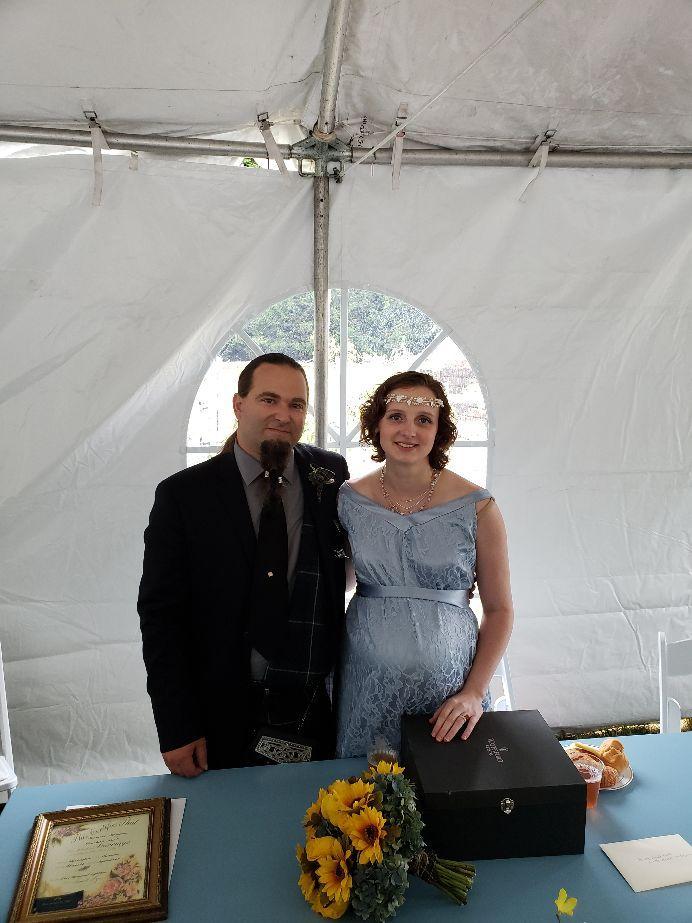 Soos Garden wedding