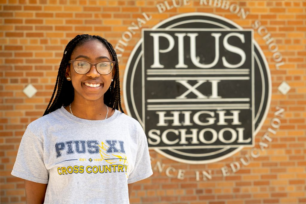 Pius XI High School Marketing Portraits