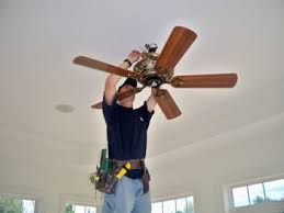 remove and installing Ceiling fan