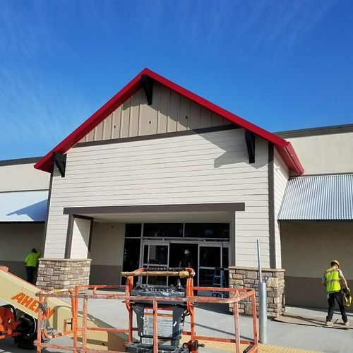 gutters and metal roofing tractor supply