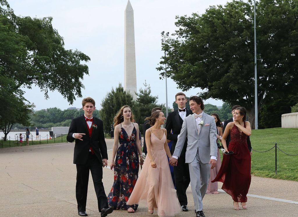 Treasured Prom Memories