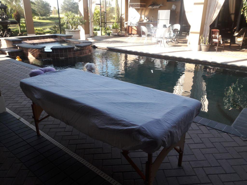 In home Massage