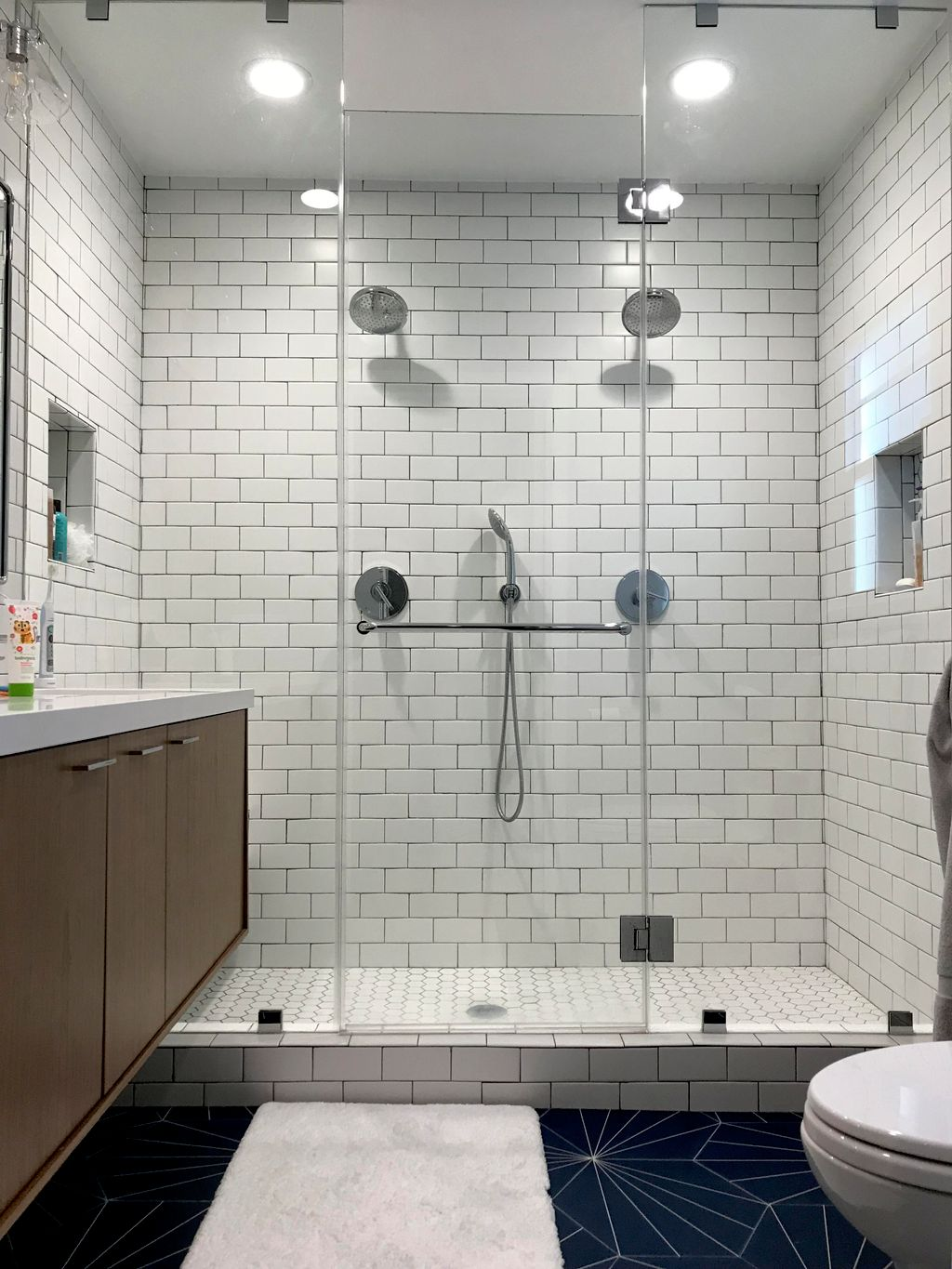 Shapiro Residence- Bathroom Remodel