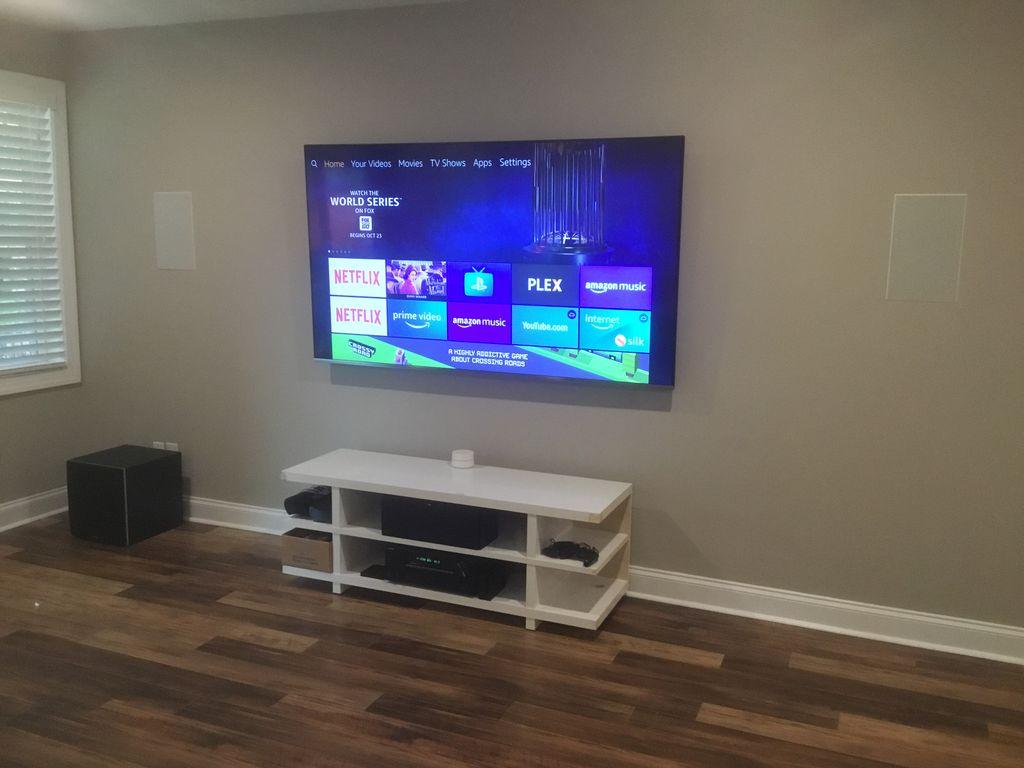 TV, Surround Sound
