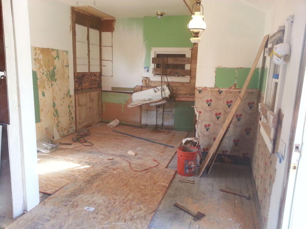 Home Rennovation