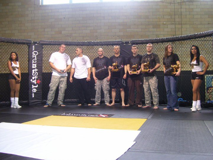 US Army Combatives Competition