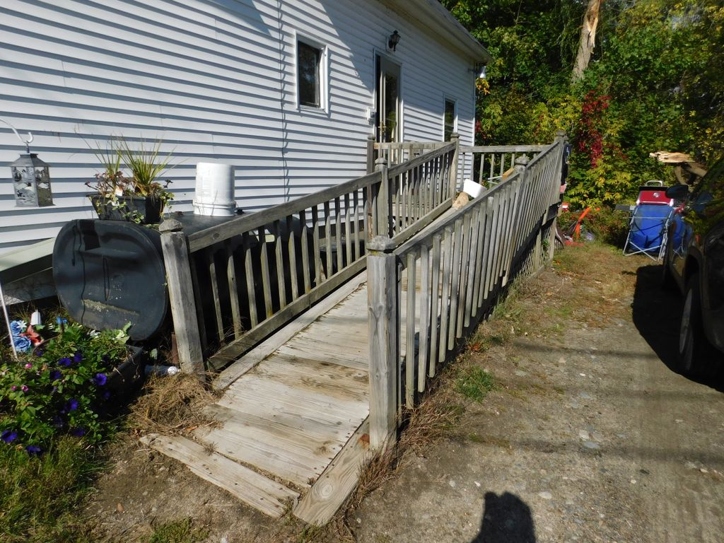 Deck and Ramp