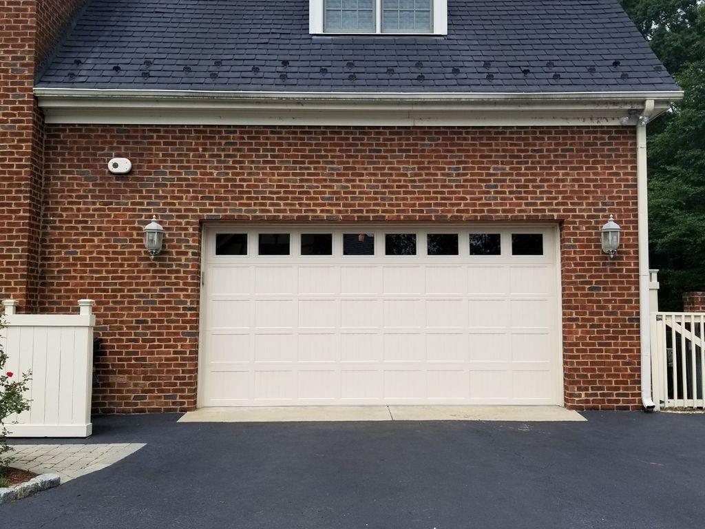 Residential Garage Door Install